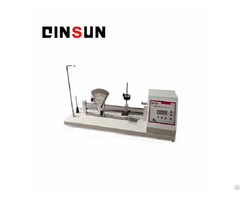 Electronic Yarn Twist Tester Complies With Astm D1422