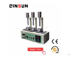 Fiber Oil Extractor With Four Stations