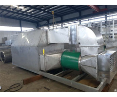 Bone Skin Fish Gelatin Flat Bed Dryer Processing Equipment