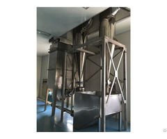 Plant Of Gelatin Grinder And Air Force Conveyer Collagen Processing Machine Equipment