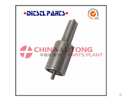 Diesel Injection Nozzle Types Dlla118p2203 Fits Injector 0445120236 For Pc300 7