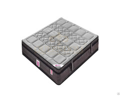 Top Bed Spring Mattress Individual Coils Queen Double Twin King