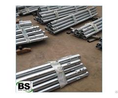 Seamless High Tensile Pipe Steel Heavy Duty Screw Pile