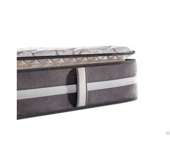 Pocket Sprung Mattress With Tencel Fabric Multi Functional 9 Zone