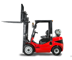 Maximal 3 Ton Lpg Forklift