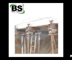 Grade 1026 Standard Steel Push Piers