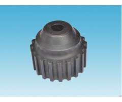 Powder Metallurgy Pump Idler Wheel Tension Wheeler Core Shaft China