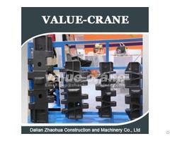 Crawler Crane Sc900 3 Sc1000 2 Track Shoe Dalian Zhaohua