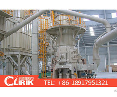 High Output Ultra Fine Vertical Grinding Mill For Sale