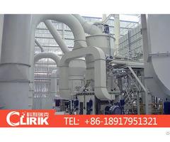 Superfine Limestone Vertical Roller Grinding Mill
