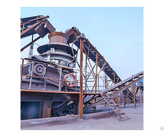 Stone Complete Crushing Plant