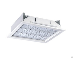 Economical 180w Recessed Gas Station Led Canopy Light
