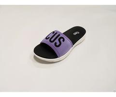 Eva Slippers Fabric Sandals For Women