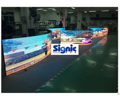 High Flexibility Led Display