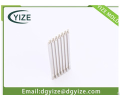 China High Quality Connector Mould Parts Factory Select Precision Mold Part Manufacturer Yize
