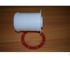 Aluminum Extension Flues Smoke Pipe Chimney Tube For Gas Boilers