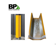 Removable Steel Bollard For North America Market
