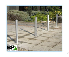 Steel Parking Lot Bollards Used Structural Material