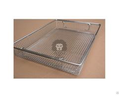 Ultrasonic Cleaning Machine Wire Basket