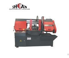 China Energy Efficient Multipurpose Band Saw Machine Sh 330