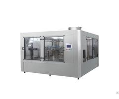 Automatic Liquid Water Mango Juice Pet Bottle Filling Machine
