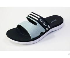 Sport Woman Sandal Fabric Upper Footwear