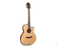 Solid Top Acosutic Guitar Of 40 Inch