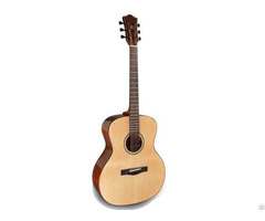 Solid Top Acosutic Guitar For Practicing