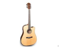Solid Top Rosewood Acoustic Guitar