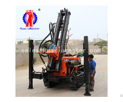 Fy180 Crawler Pneumatic Water Well Drilling Rig Supplier