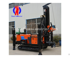 Fy260 Crawler Pneumatic Water Well Drilling Rig Supplier