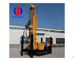 Fy600 Crawler Pneumatic Water Well Drilling Rig Supplier