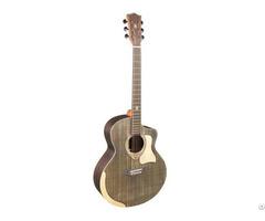 Solid Wood Top Guitar