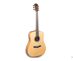 D Body 41 Inch Guitar Of Solid Top Type