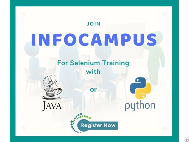 Selenium Python Training In Bangalore