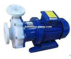 Cqb F Full Fluoroplastic Magnetic Centrifugal Pump