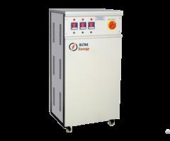 Protector Servo Type Voltage Stabilizer
