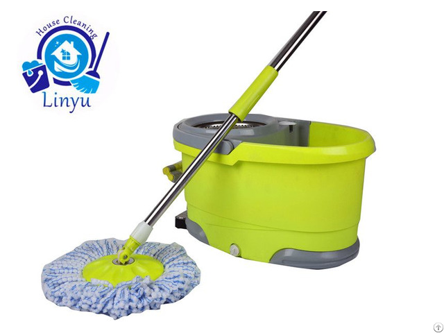 Kxy Jht 360 Spin Mop With Foot Pedal