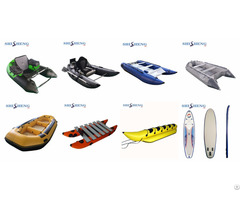 Cheap And High Quality Inflatable Boat Surfboard From China