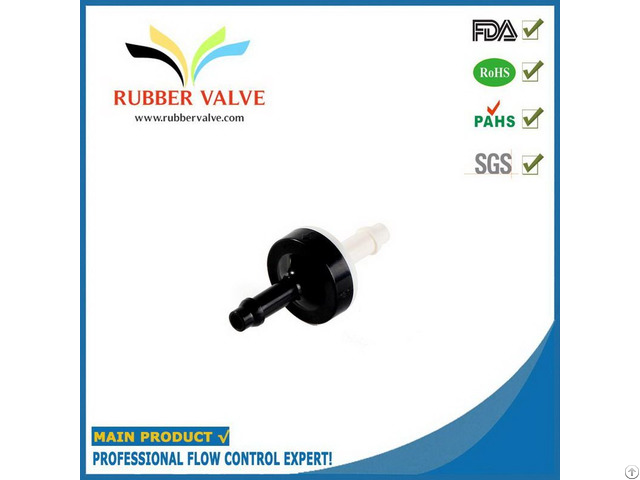 High Temperature Anti Reflux Mini Plastic Valves