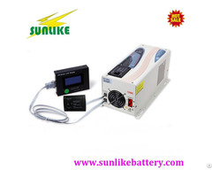 Off Grid Solar Power Dc To Ac Sine Wave Inverter 500w