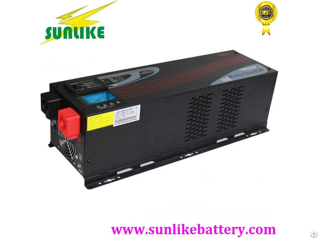 Low Frequncy Sine Wave Inverter 5000w For Power System