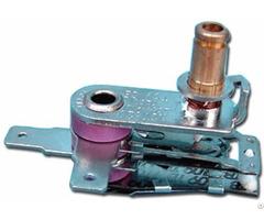 Electric Iron Adjustable Bimetal Thermostat