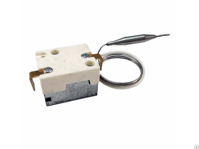 Wqs Series High Temperature Adjustable Manual Reset Capillary Thermostat