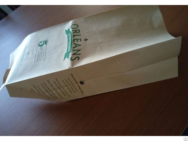Big Size Paper Bag For Food Wrapping