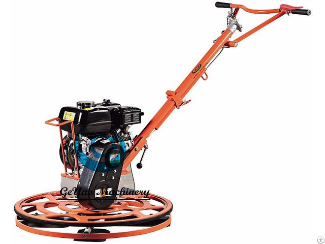 Honda Gx160 Edging Power Trowel Gyp 430