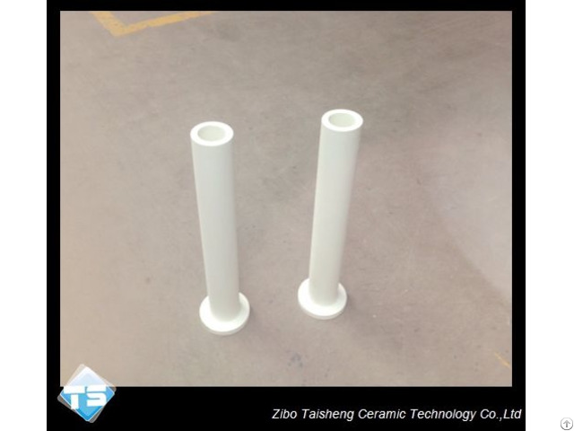 Large Size Aluminum Titanate Riser Tube For Counter Pressure Casting