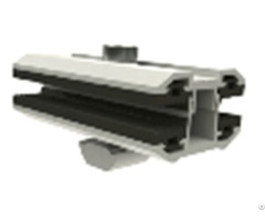 Frameless Module Clamp Kits Solar Mounting Systems
