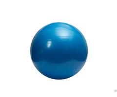 Customized Color Non Slip Anti Burst Pvc Exercises Yoga Ball For Pilates