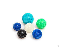 Bulk Small Pilates Spiky Mini Deep Tissue Massage Ball For Back Pain Exercises